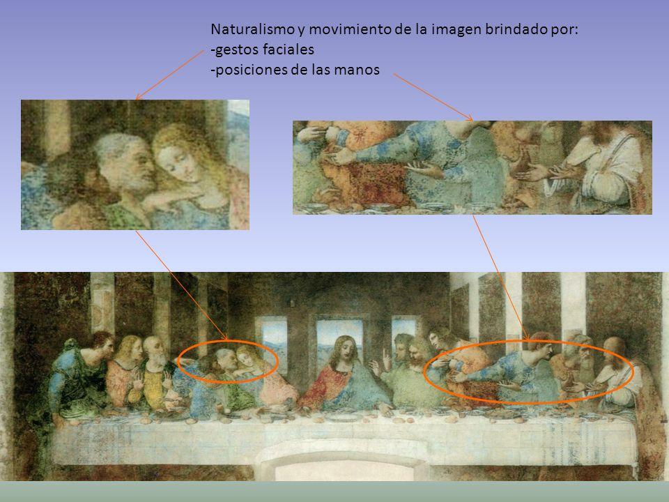 Naturalismo y movimiento de la imagen brindado por: