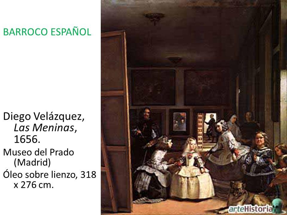 Diego Velázquez, Las Meninas, 1656.