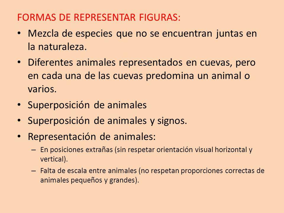 FORMAS DE REPRESENTAR FIGURAS: