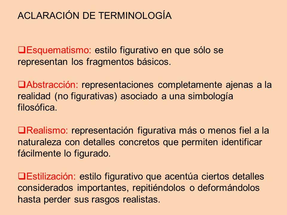 ACLARACIÓN DE TERMINOLOGÍA