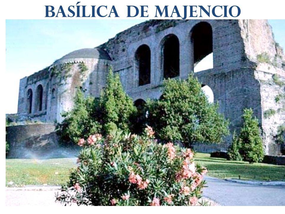 Basílica de majencio