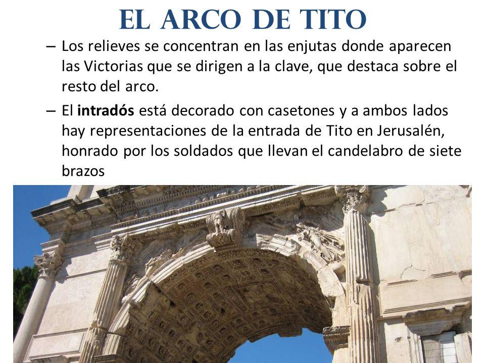 El arco de Tito