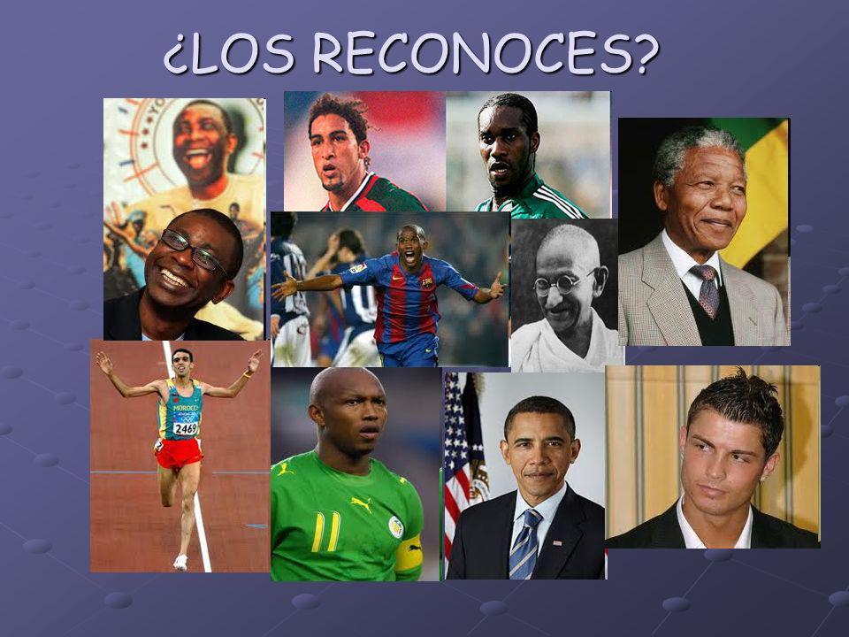 ¿LOS RECONOCES