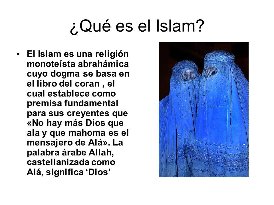 ¿Qué es el Islam