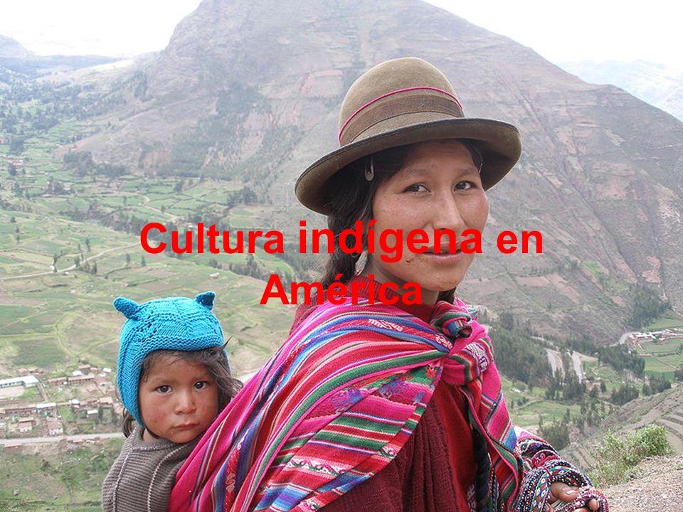 Cultura indígena en América