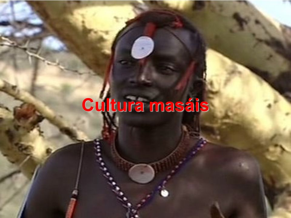Cultura masáis