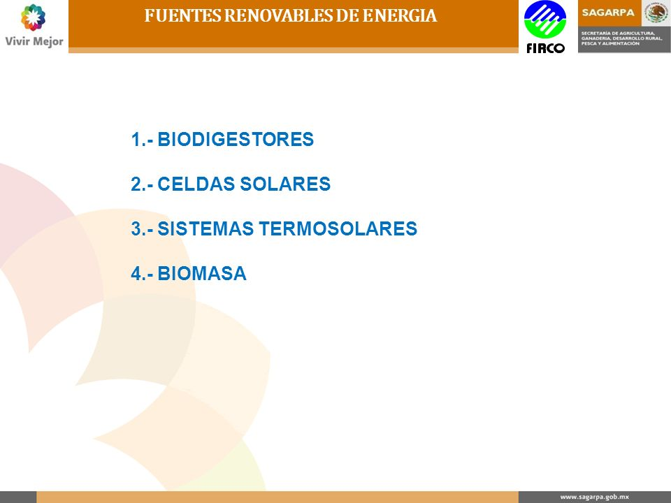FUENTES RENOVABLES DE ENERGIA