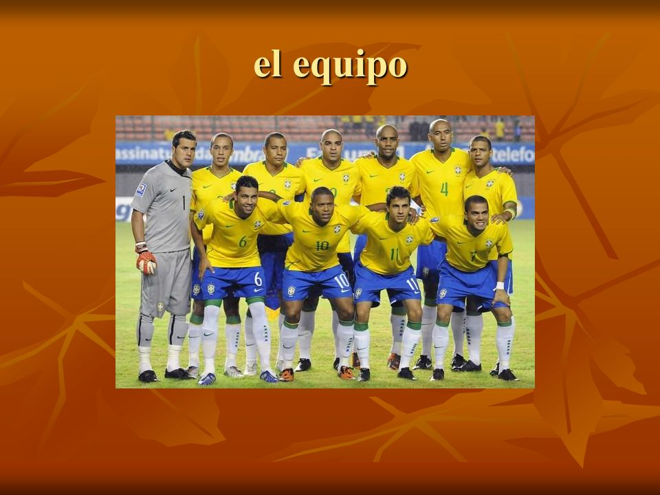el equipo
