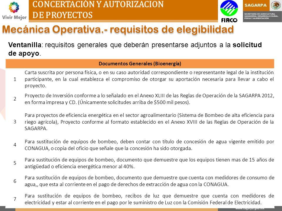 Documentos Generales (Bioenergía)