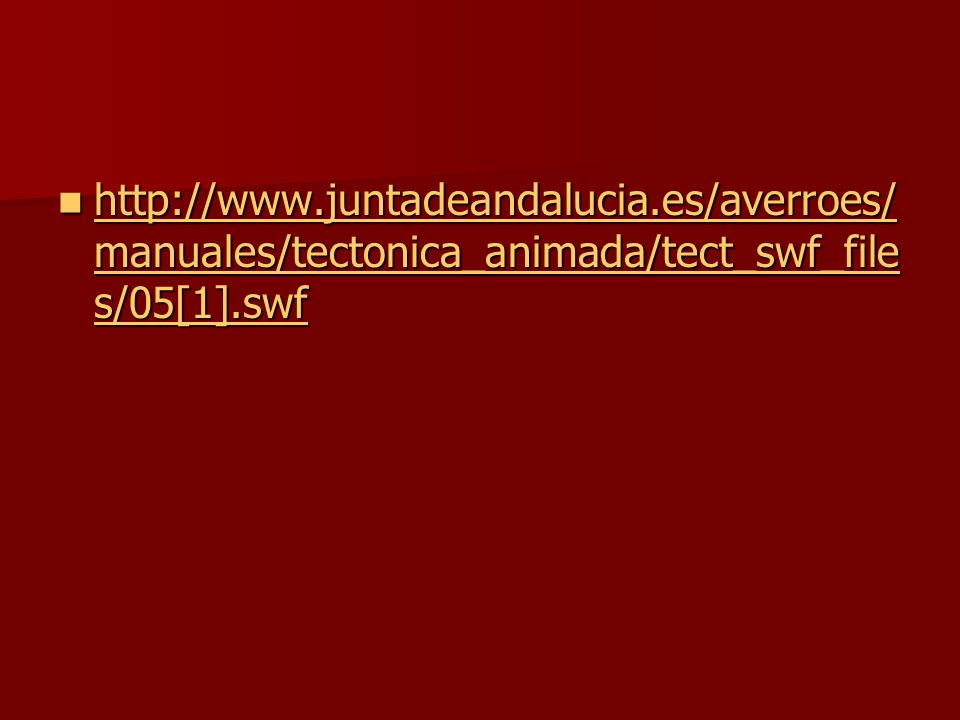 http://www. juntadeandalucia