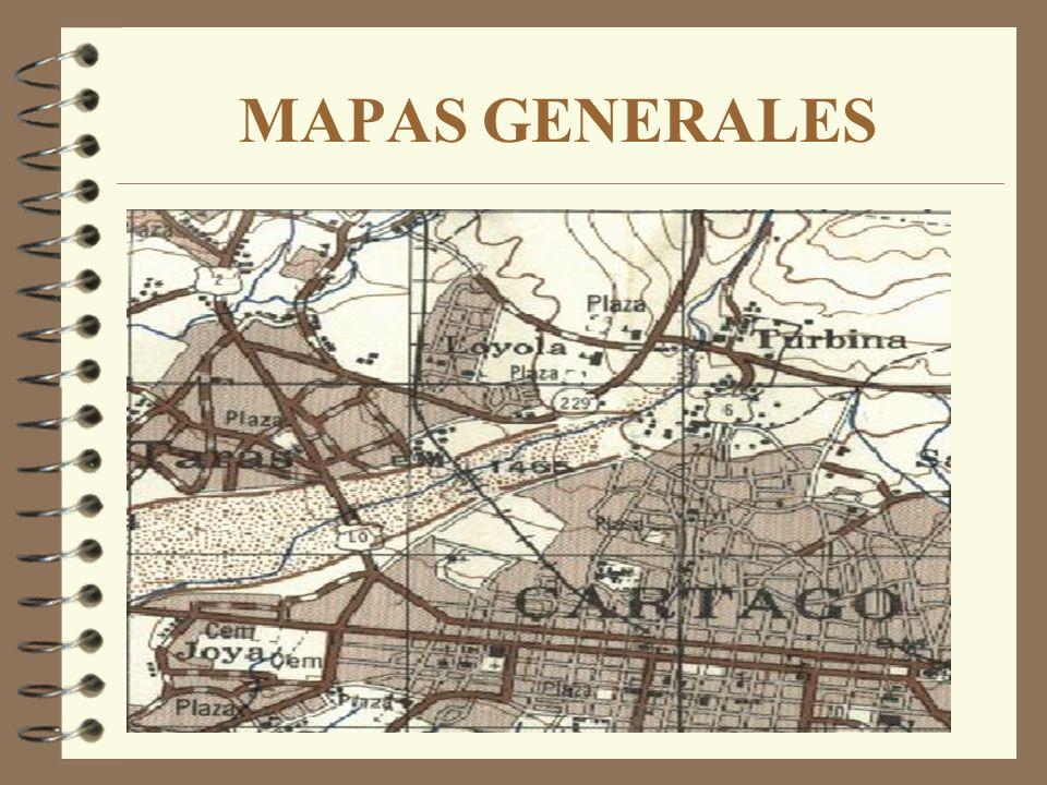 MAPAS GENERALES