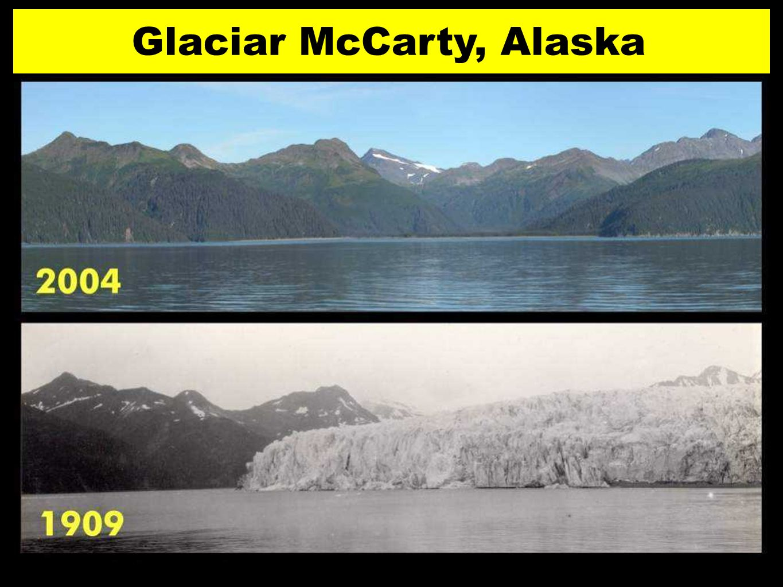 Glaciar McCarty, Alaska