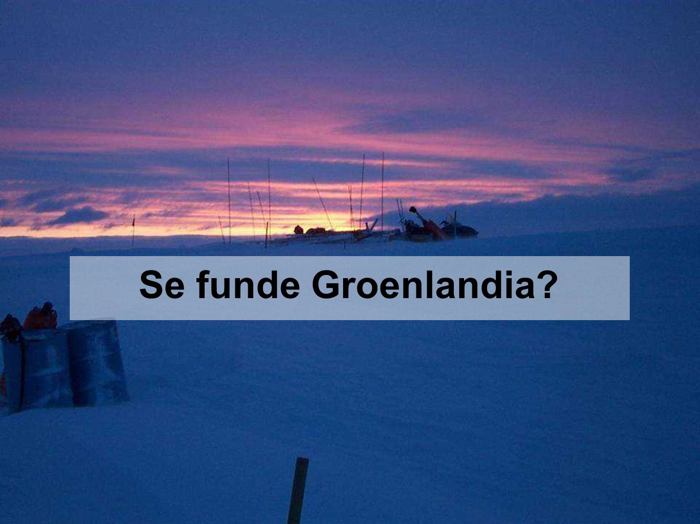 Se funde Groenlandia 94