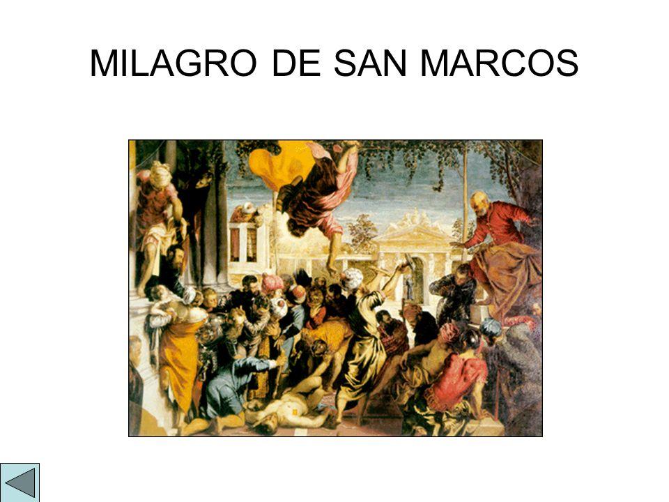 MILAGRO DE SAN MARCOS