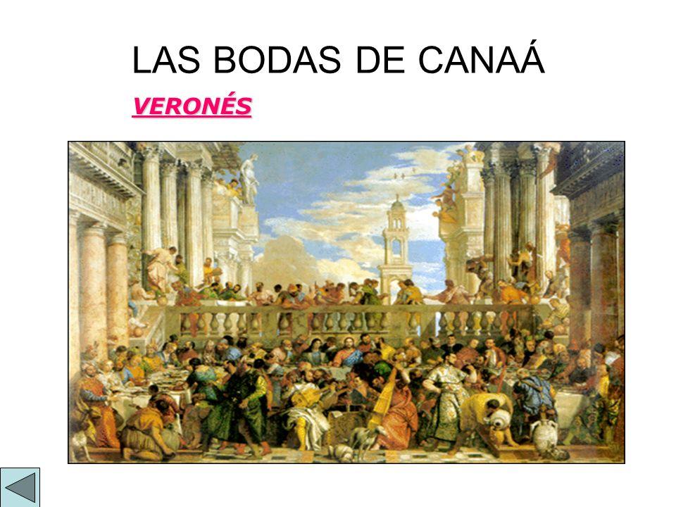 LAS BODAS DE CANAÁ VERONÉS