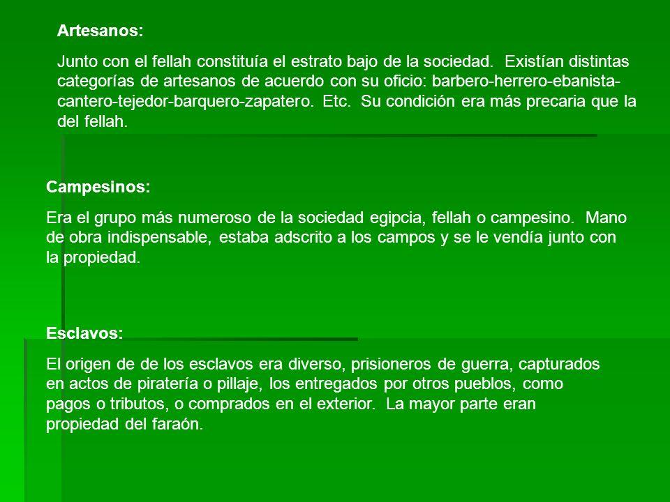 Artesanos:
