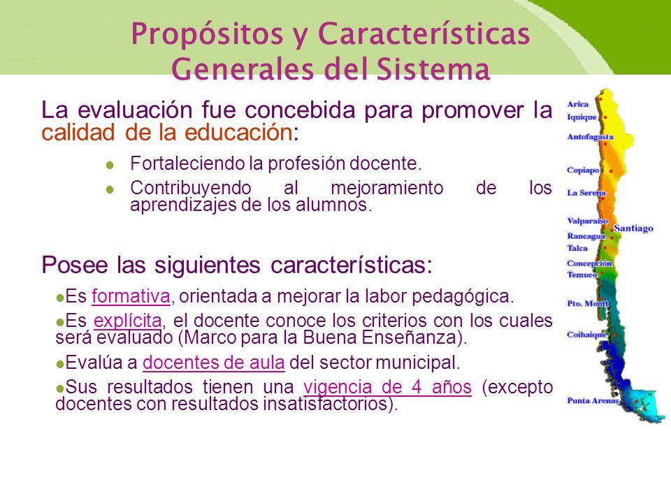 Propósitos y Características Generales del Sistema