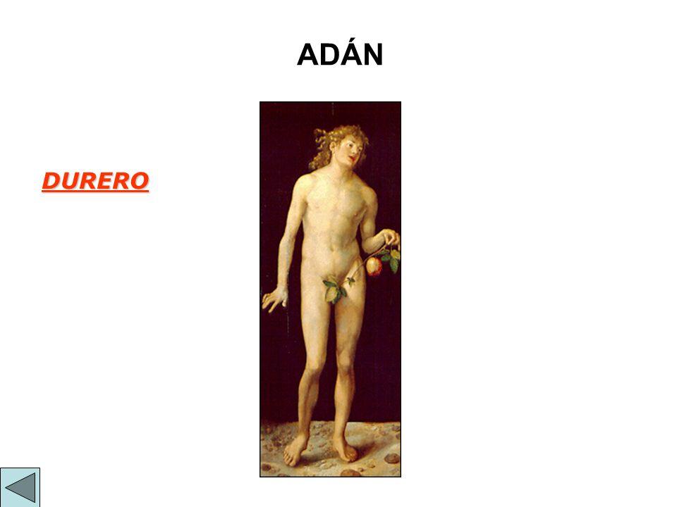 ADÁN DURERO