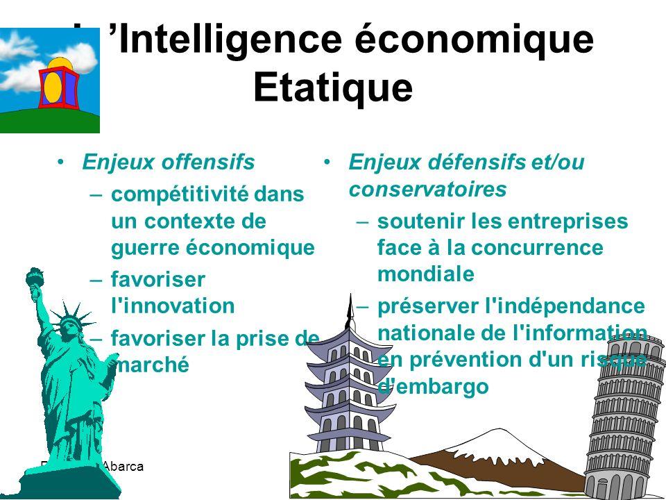 L 'Intelligence économique Etatique
