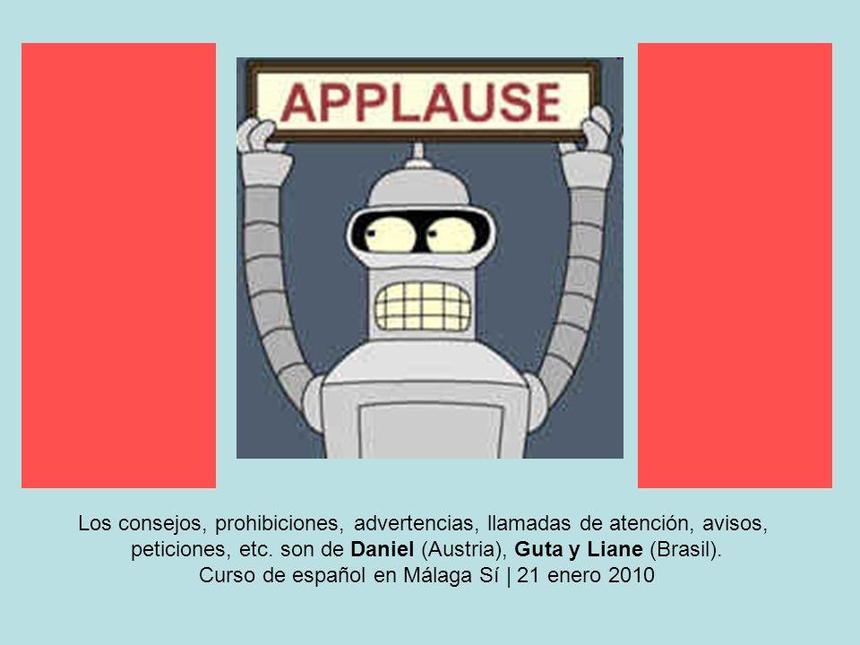 Curso de español en Málaga Sí | 21 enero 2010