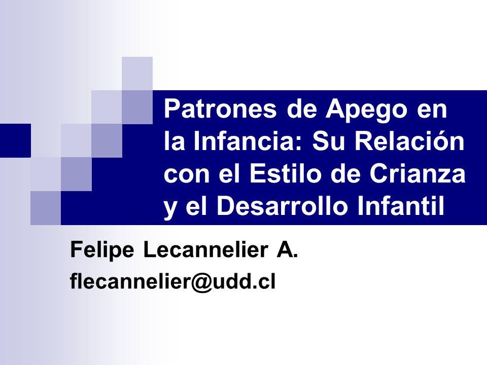 Felipe Lecannelier A. flecannelier@udd.cl