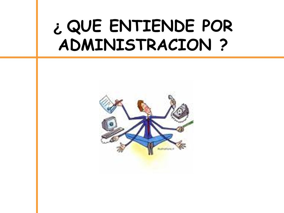 Administracion general ppt video online descargar for Que entiendes por suelo