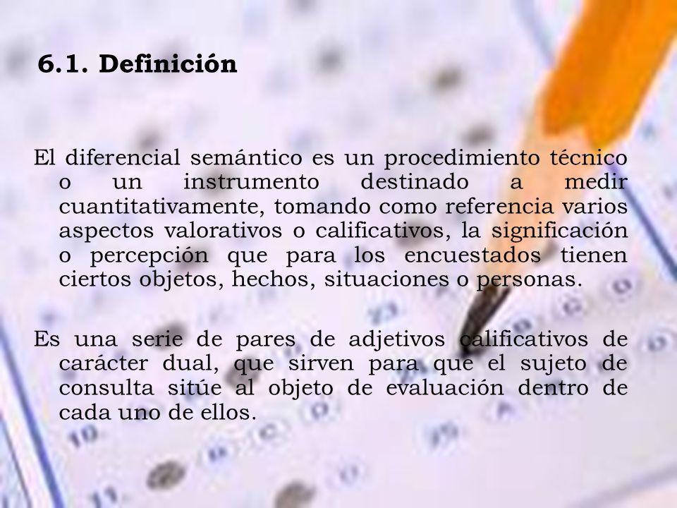 6.1. Definición