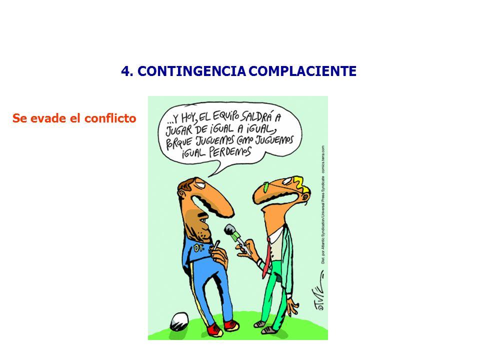 4. CONTINGENCIA COMPLACIENTE
