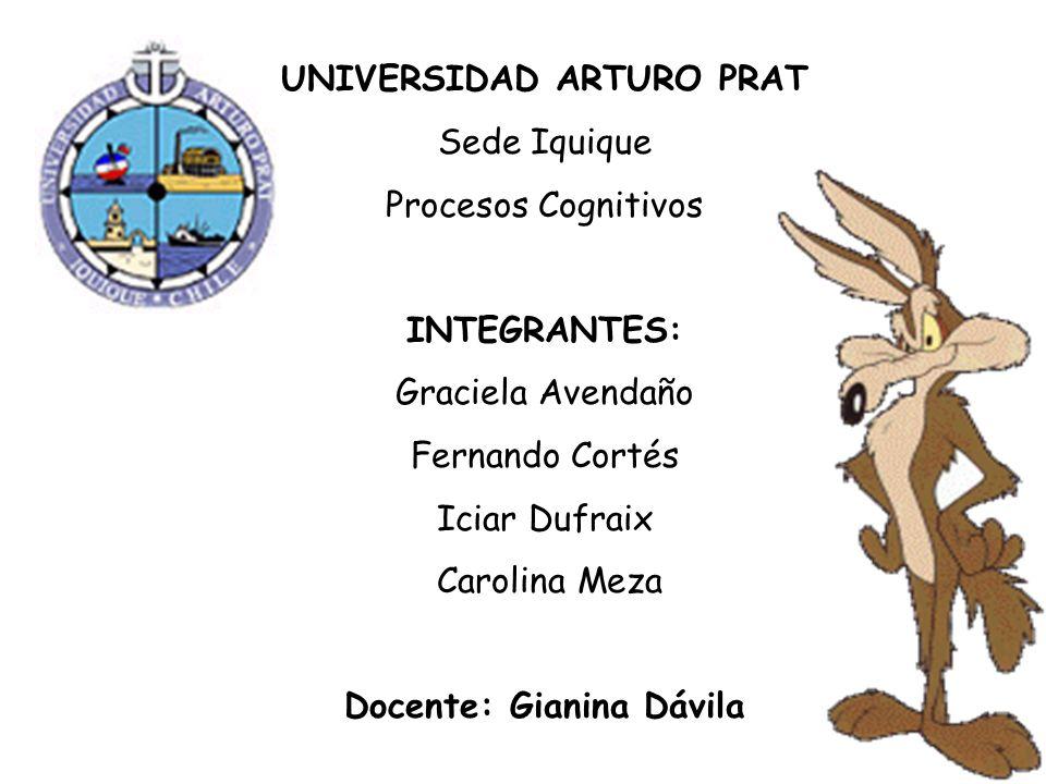UNIVERSIDAD ARTURO PRAT Docente: Gianina Dávila