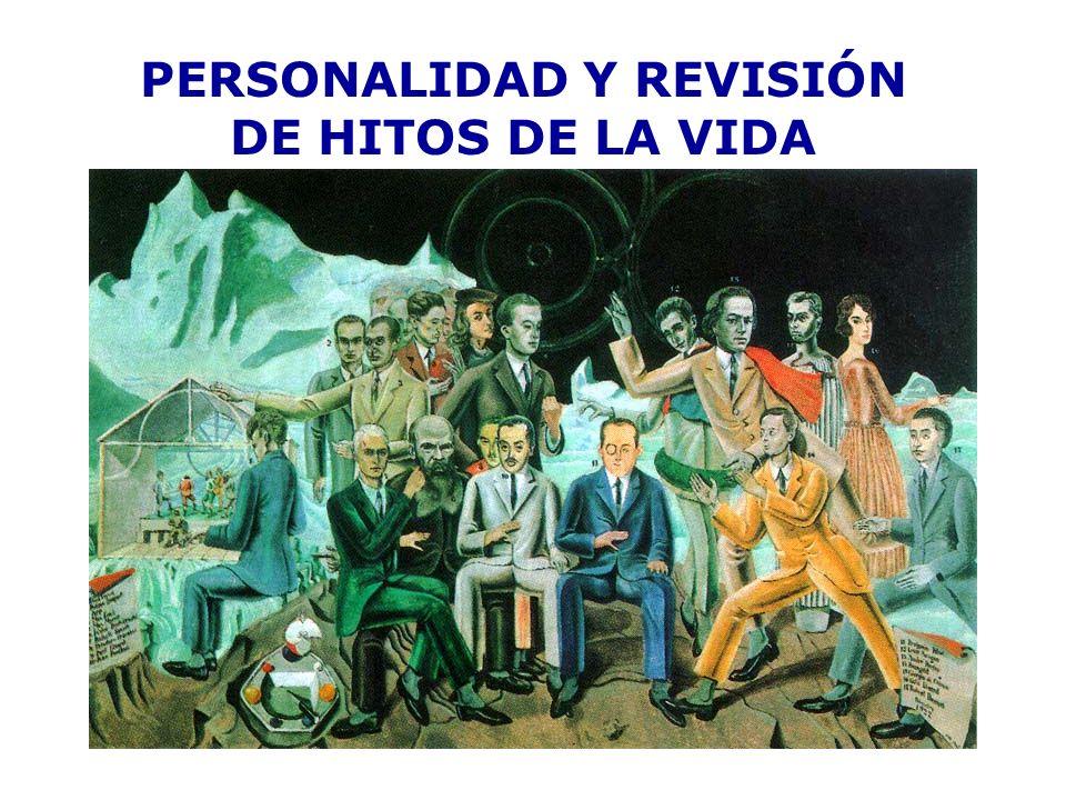 PERSONALIDAD Y REVISIÓN