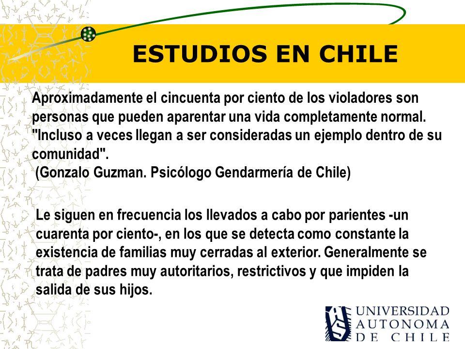 ESTUDIOS EN CHILE.