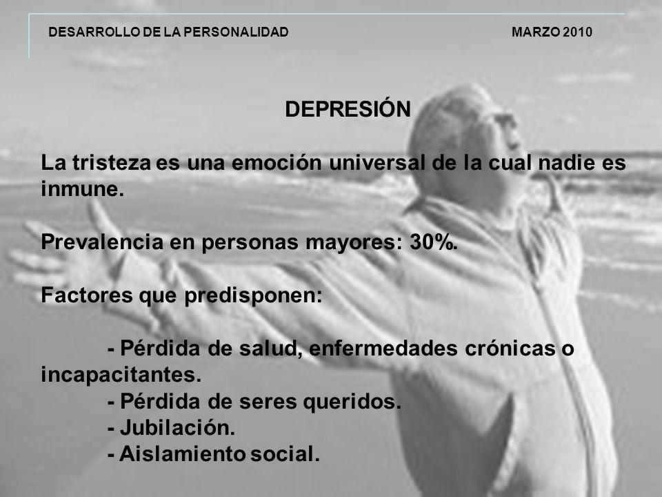 La tristeza es una emoción universal de la cual nadie es inmune.