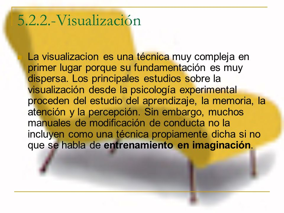 5.2.2.-Visualización