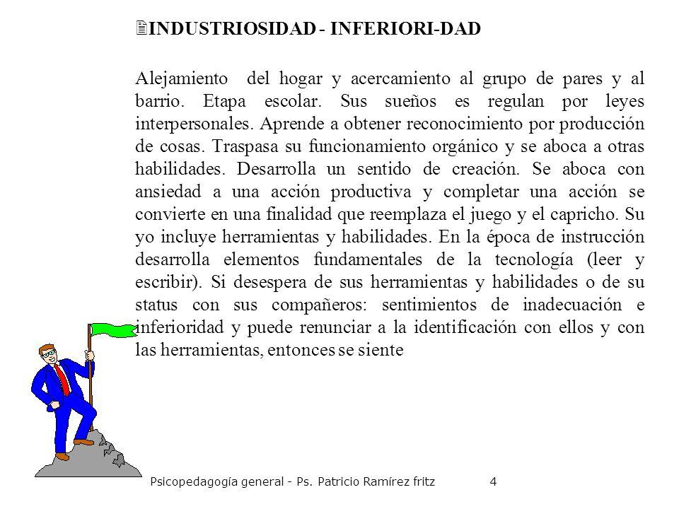 INDUSTRIOSIDAD - INFERIORI-DAD