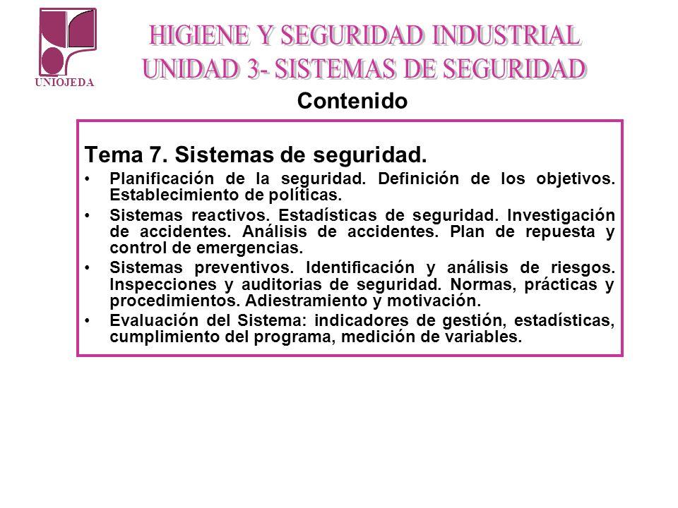 Tema 7. Sistemas de seguridad.