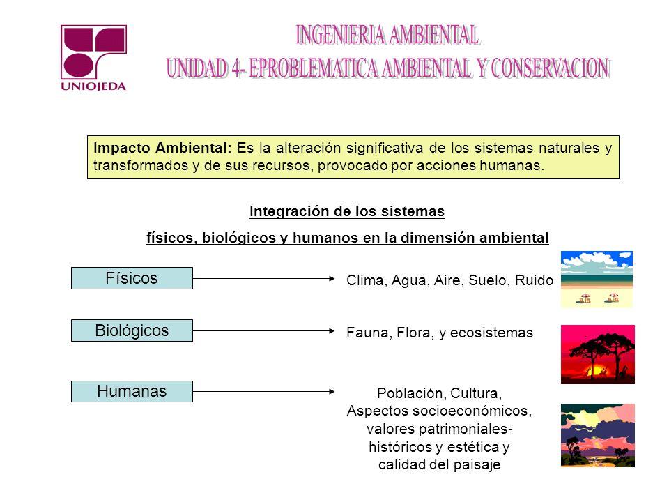 Físicos Biológicos Humanas