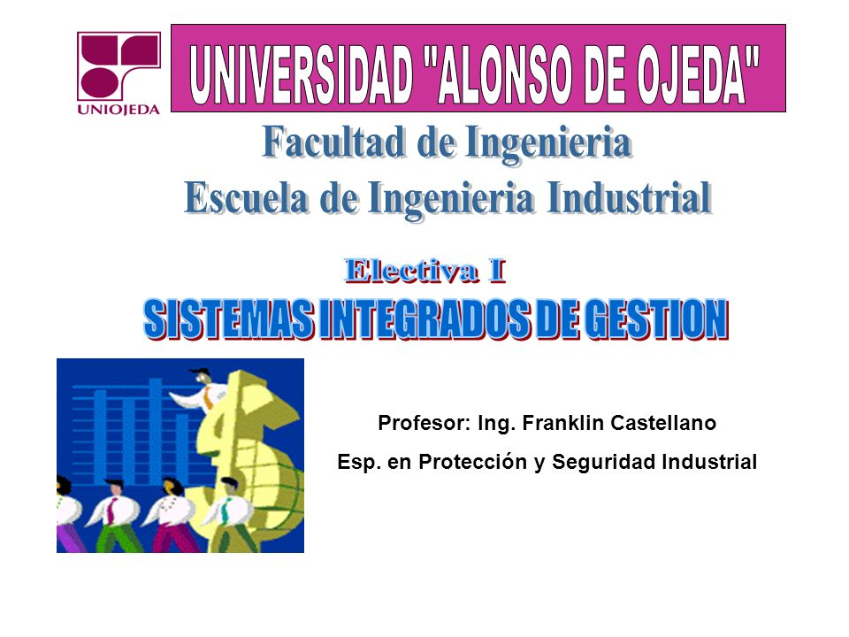 UNIVERSIDAD ALONSO DE OJEDA