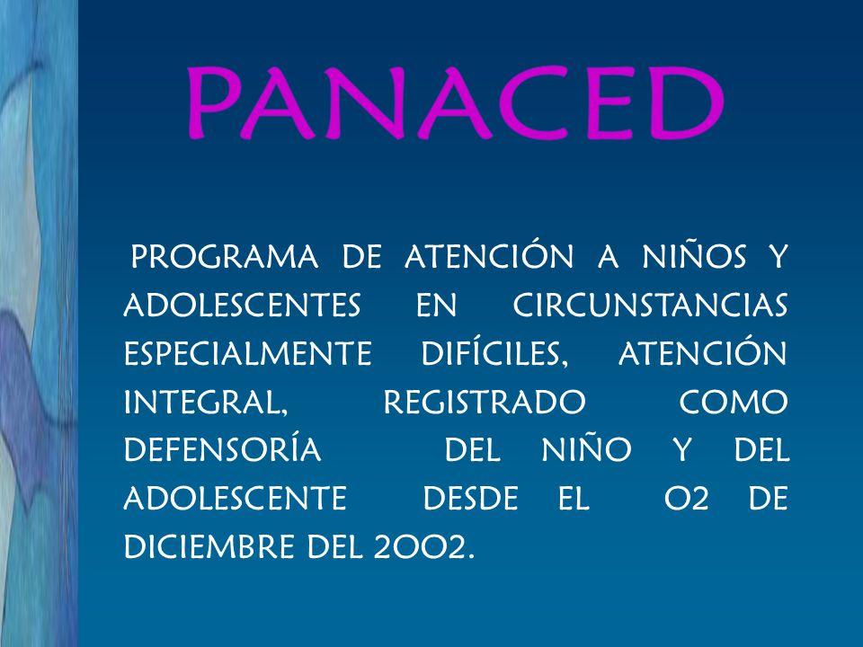 PANACED