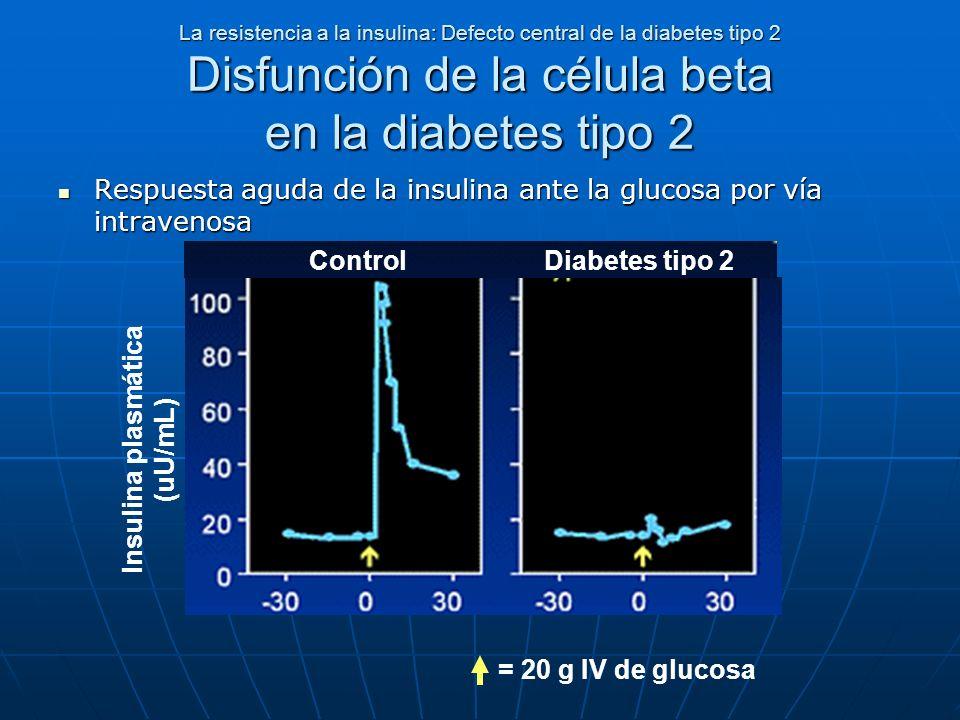 Insulina plasmática (uU/mL)