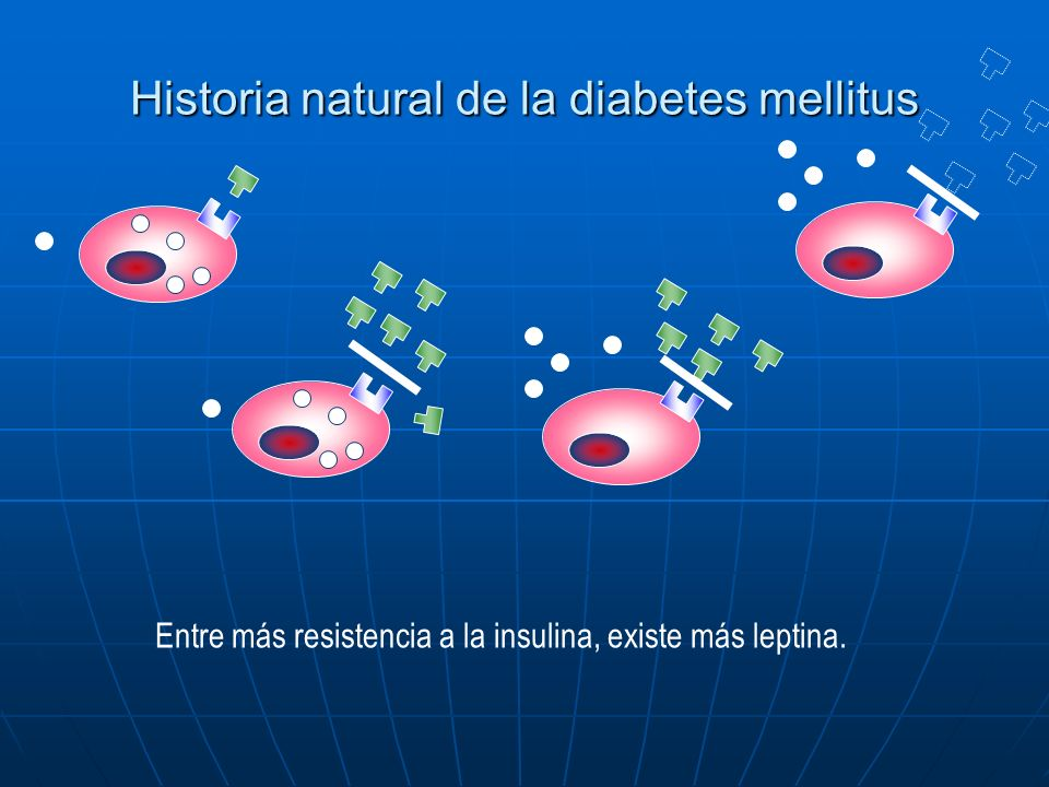 Historia natural de la diabetes mellitus