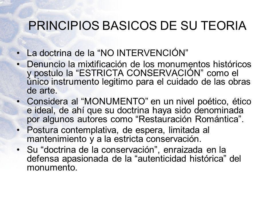 PRINCIPIOS BASICOS DE SU TEORIA