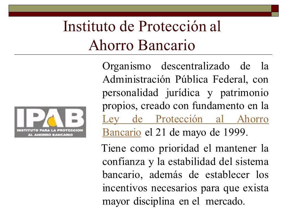 Instituto de Protección al Ahorro Bancario