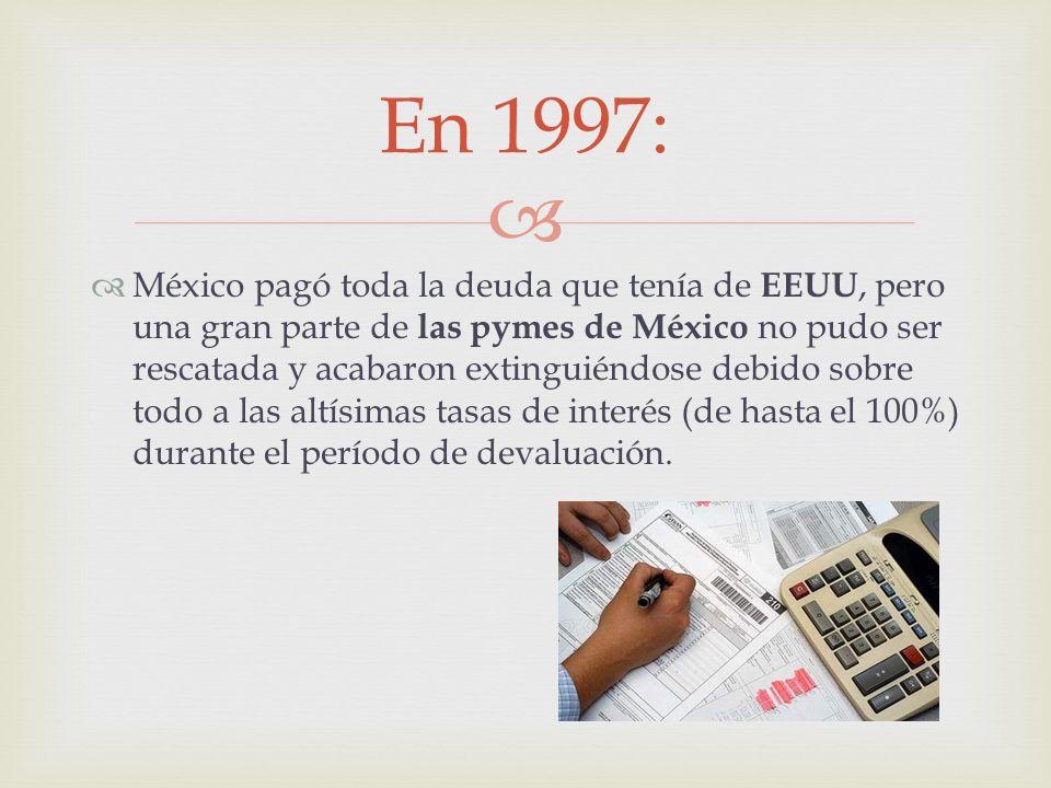 En 1997: