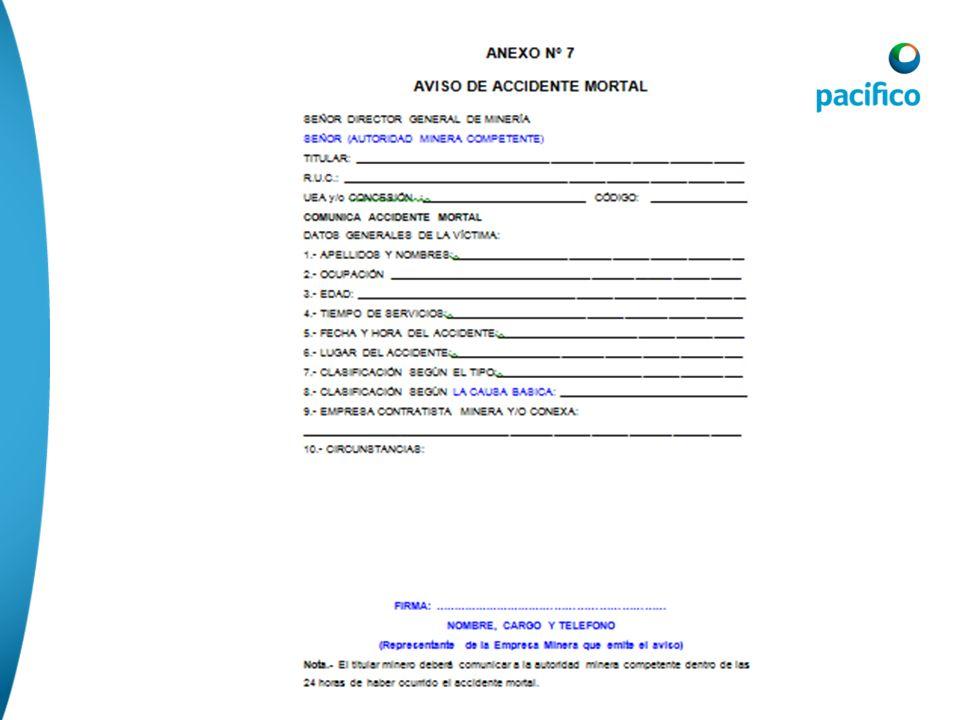 ANEXO Nº 4 LÍMITES DE EXPOSICIÓN OCUPACIONAL PARA AGENTES QUÍMICOS*