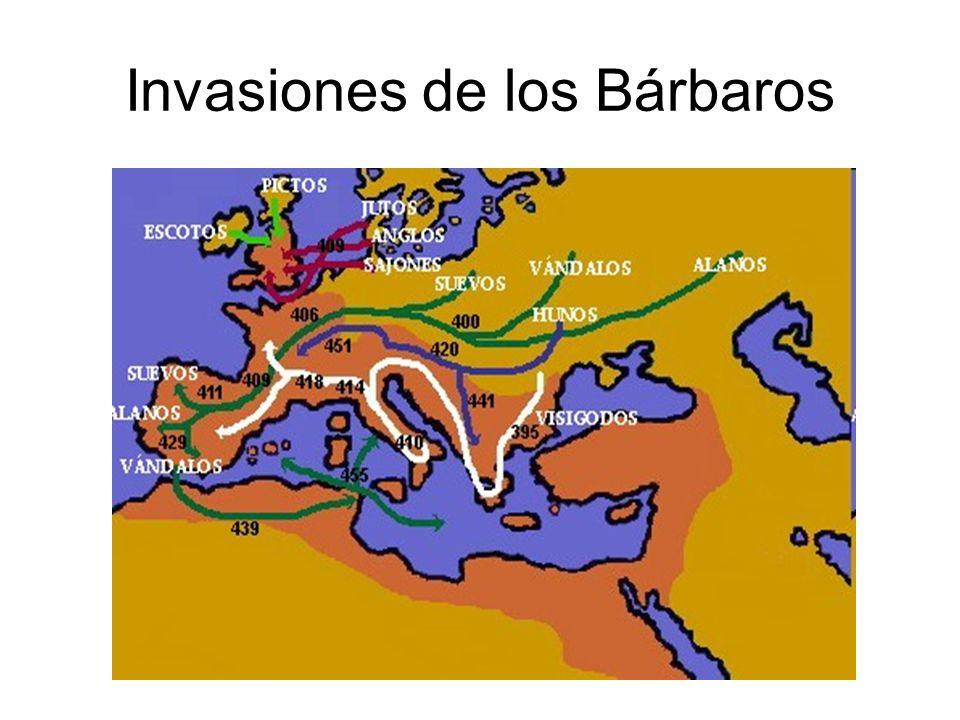 Invasiones de los Bárbaros