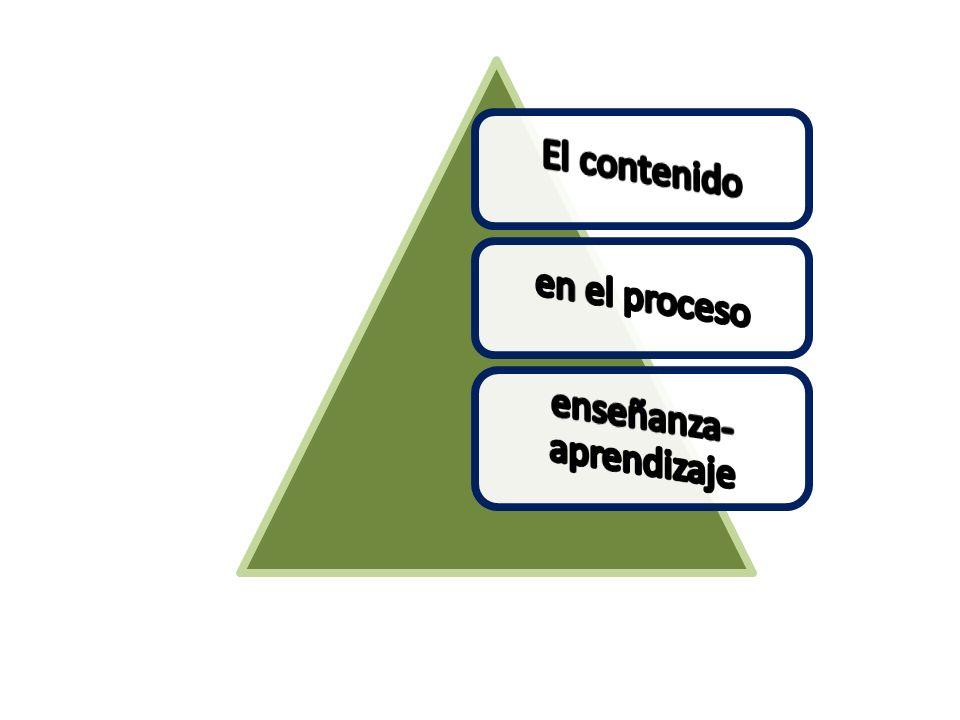 enseñanza-aprendizaje