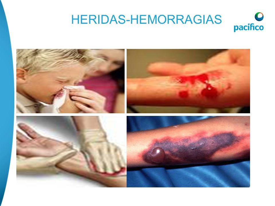 HERIDAS-HEMORRAGIAS