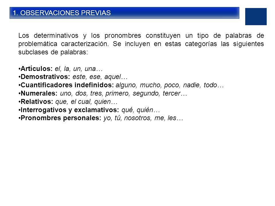 1. OBSERVACIONES PREVIAS