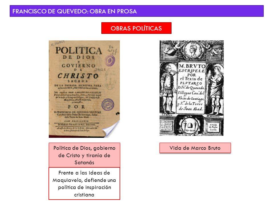 Política de Dios, gobierno de Cristo y tiranía de Satanás