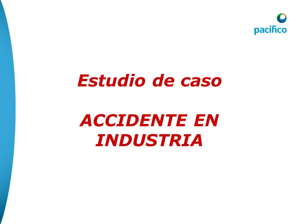 ACCIDENTE EN INDUSTRIA